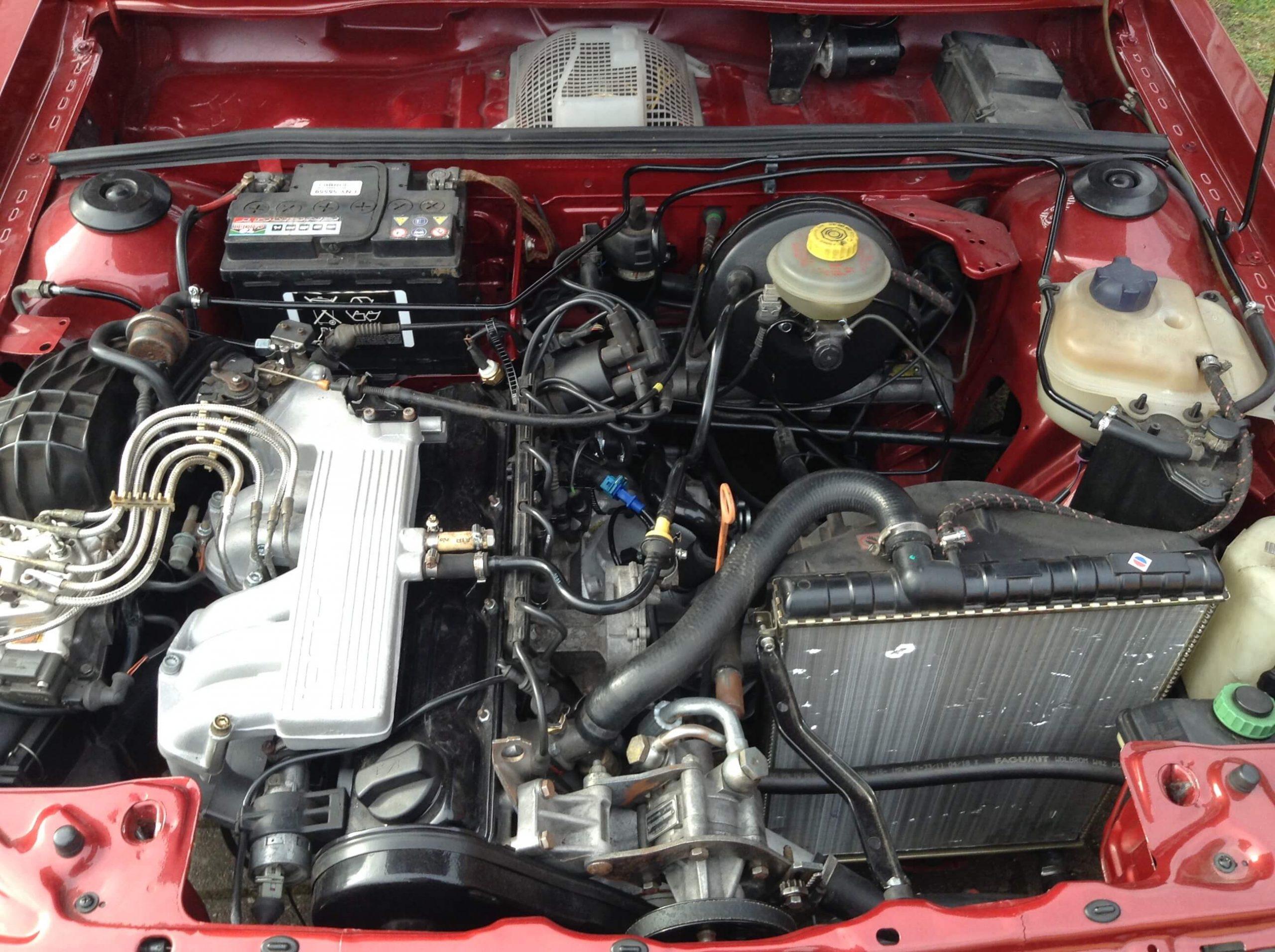 5 Zylinder UMbau im Audi Typ 81
